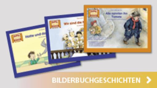 Kamishibai Bilderbuchgeschichten | Hase und Igel Verlag