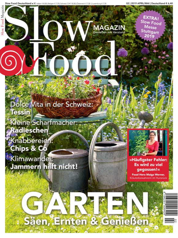 Cover: Garten - Säen, Düngen, Ernten