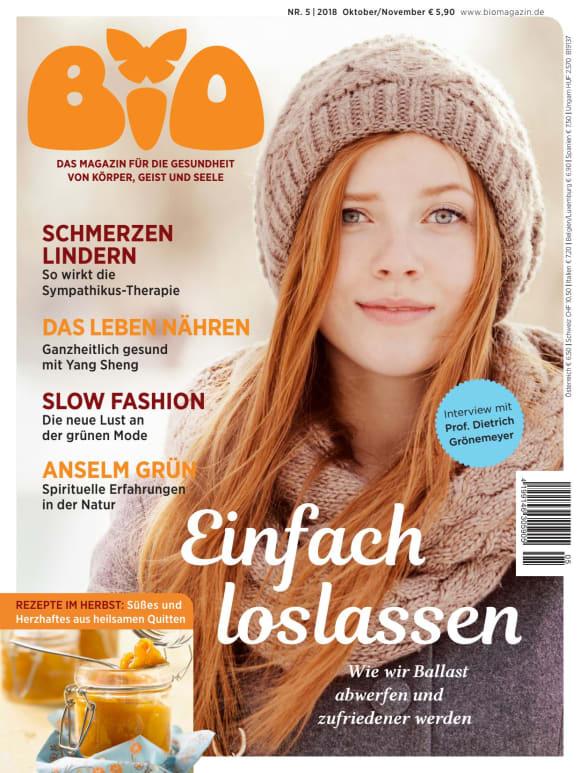 Cover: Loslassen