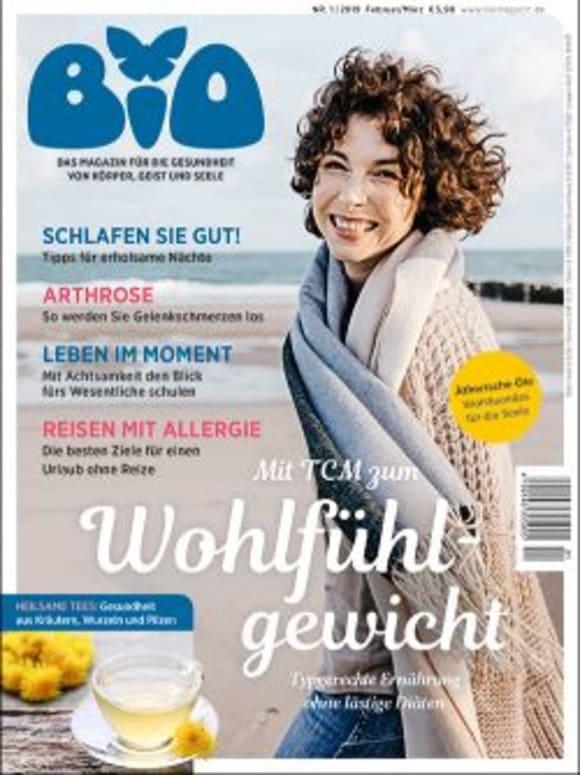 Cover: Mit TCM zum Wohlfühlgewicht