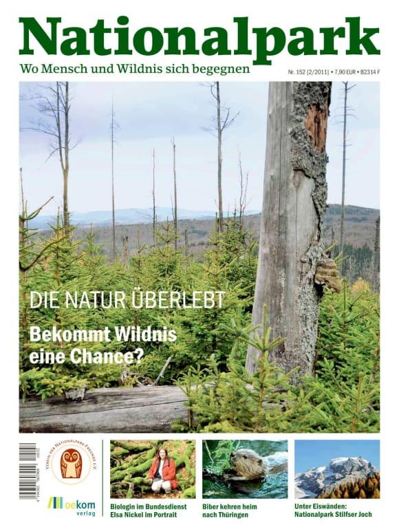 Cover: Die Natur überlebt