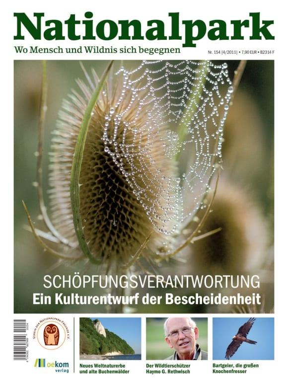 Cover: Schöpfungsverantwortung