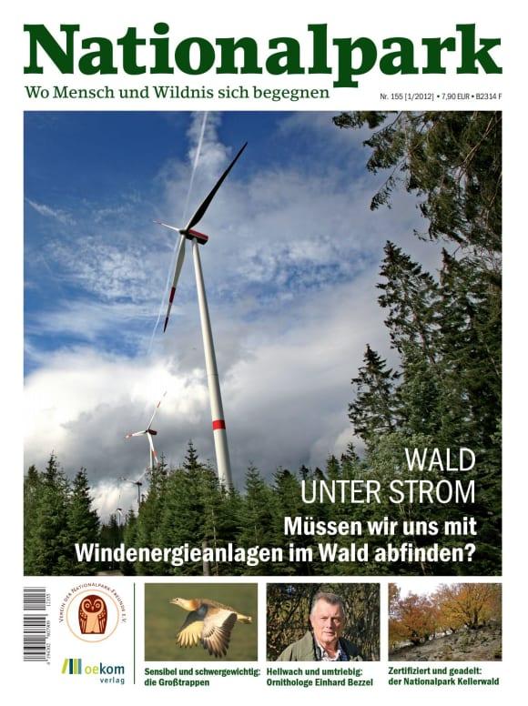 Cover: Wald unter Strom