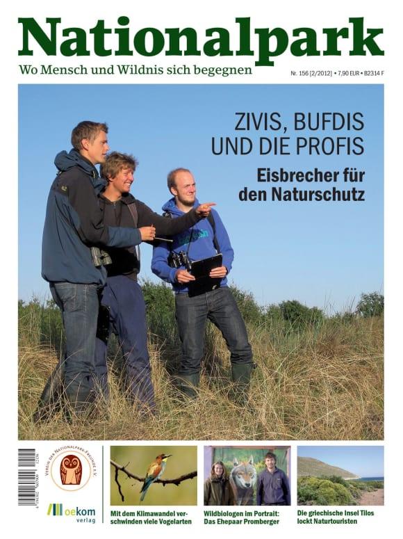 Cover: Zivis, Bufdis und die Profis