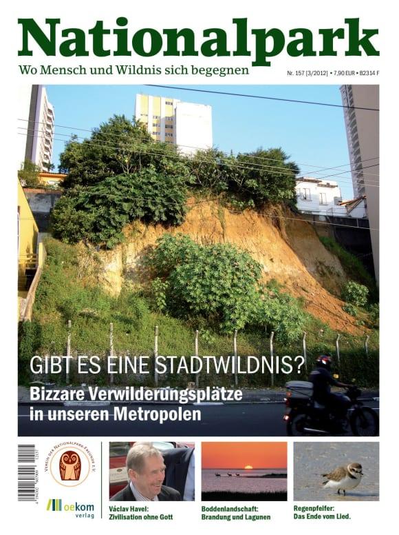 Cover: Gibt es eine neue Stadtwildnis?