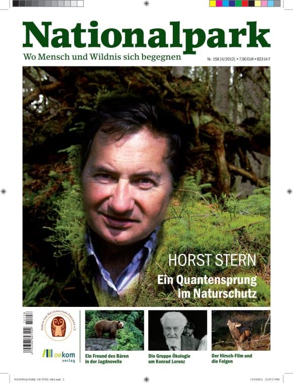 Cover: Horst Stern