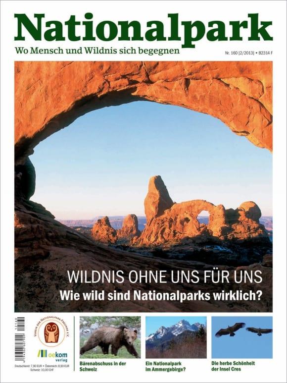 Cover: Wildnis ohne uns für uns