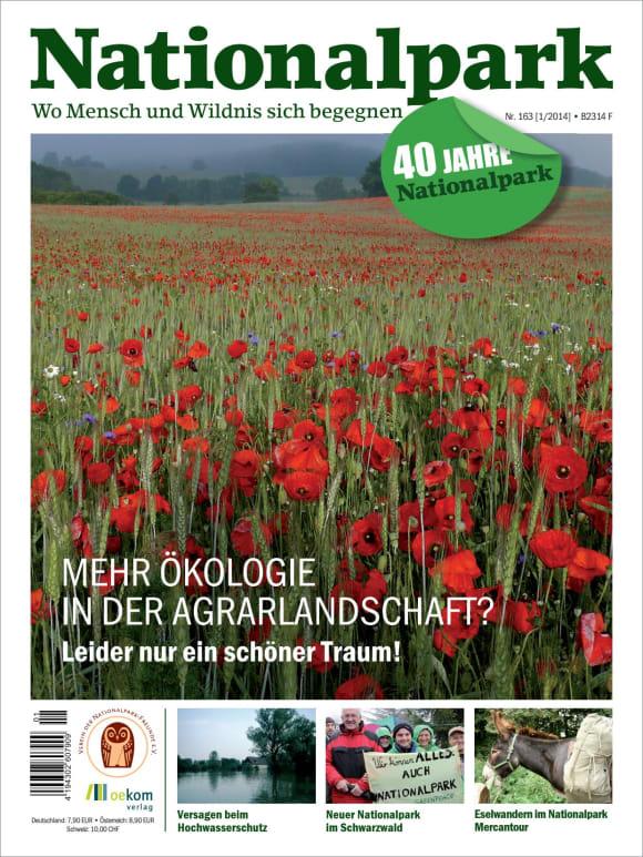 Cover: Nationalpark