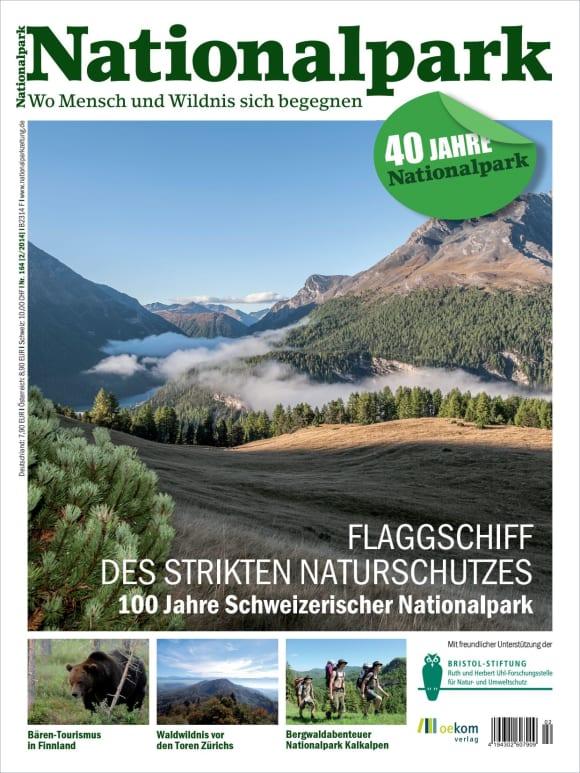 Cover: Flaggschiff des strikten Naturschutzes