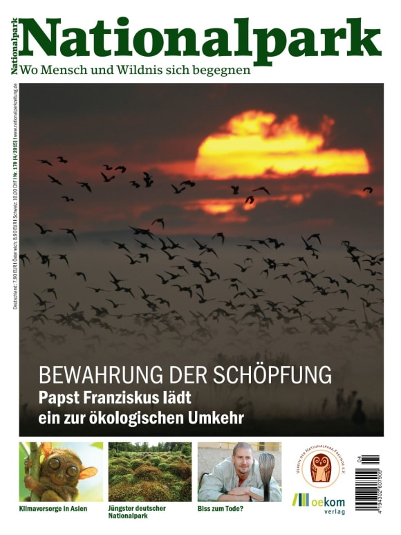 Cover: Bewahrung der Schöpfung