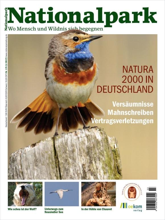 Cover: Natura-2000-Vertragsverletzungen