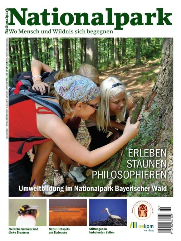 Cover: Bildungsarbeit im NP