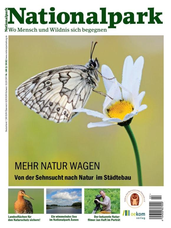 Cover: Mehr Natur wagen