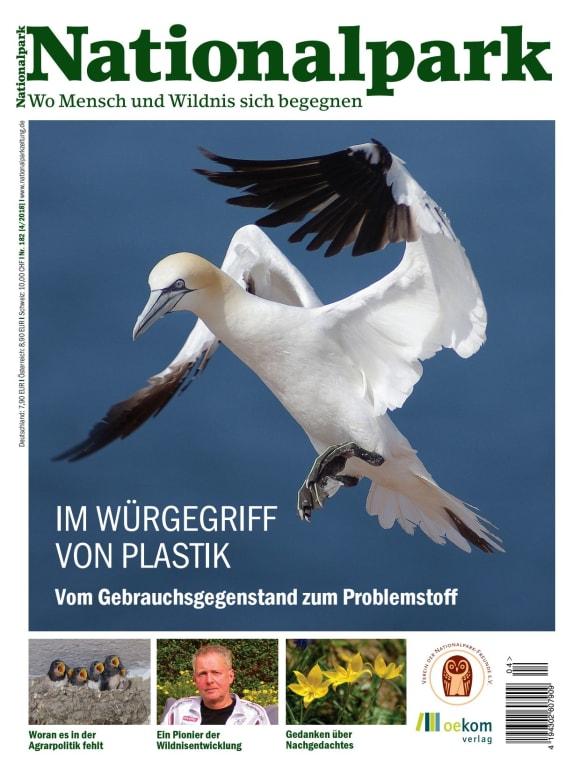 Cover: Im Würgegriff von Plastik
