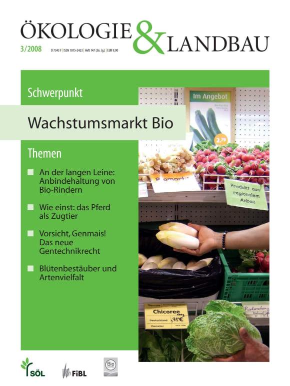 Cover: Wachstumsmarkt Bio