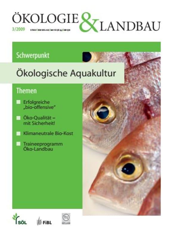 Cover: Aquakultur