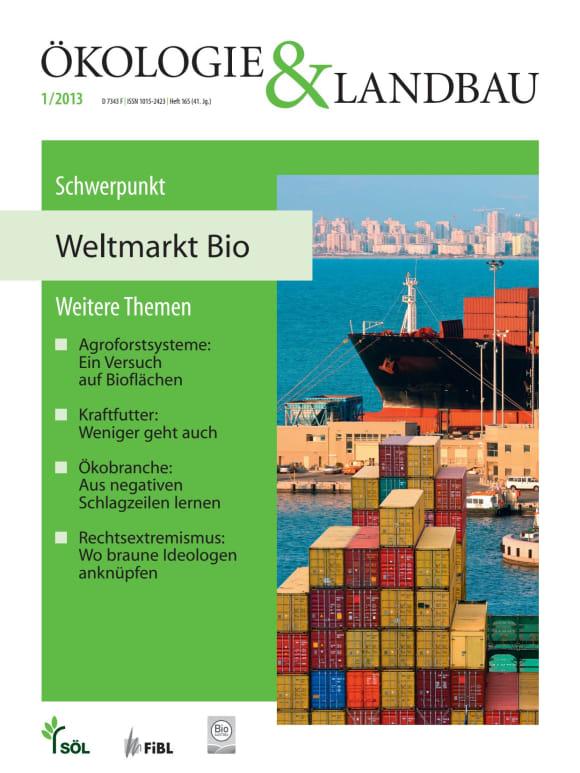 Cover: Weltmarkt Bio