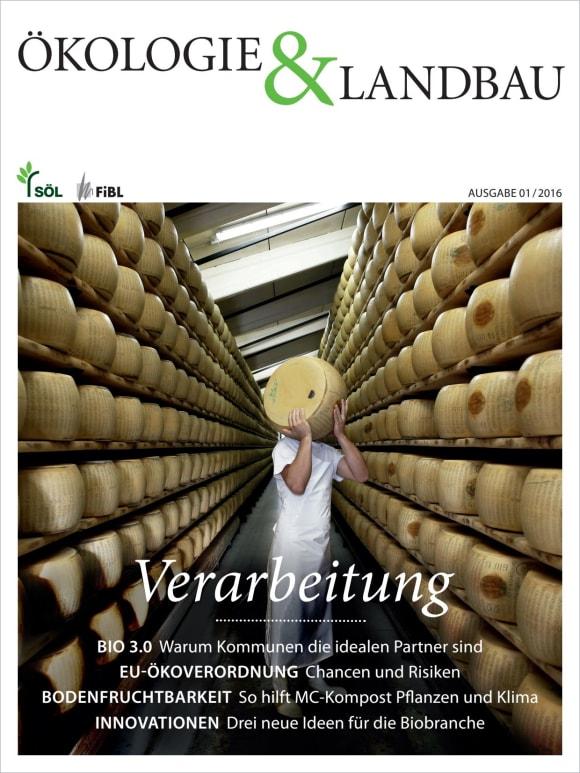 Cover: Verarbeitung
