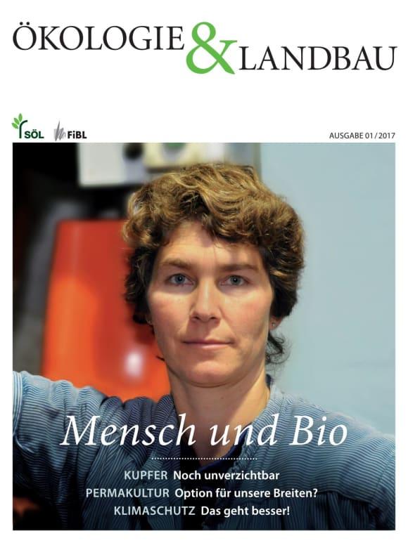 Cover: Mensch und Bio