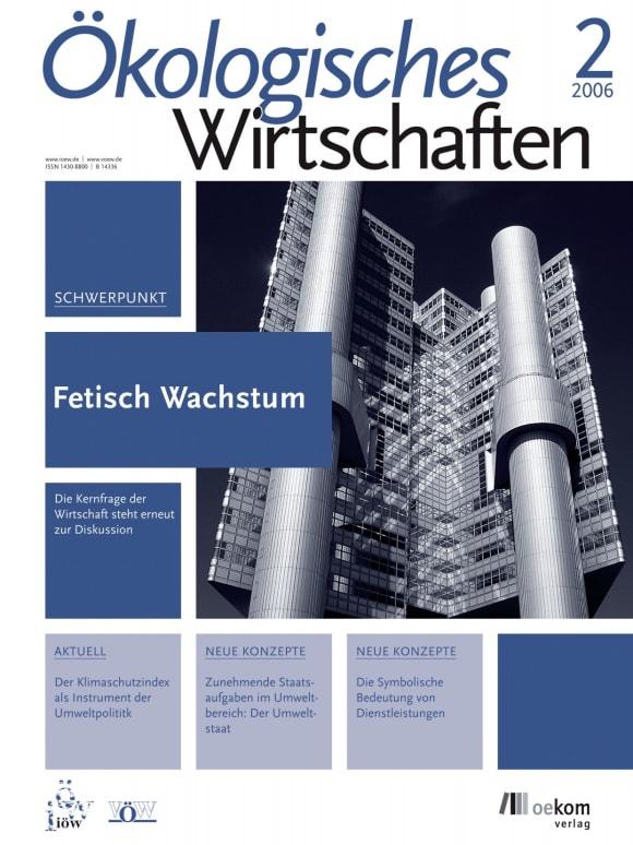 Cover: Fetisch Wachstum