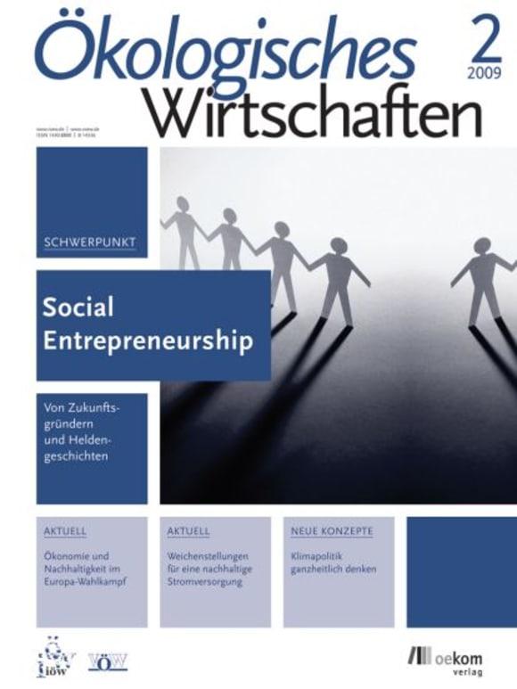 Cover: Social Entrepreneurship