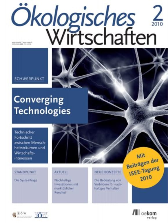 Cover: Converging Technologies