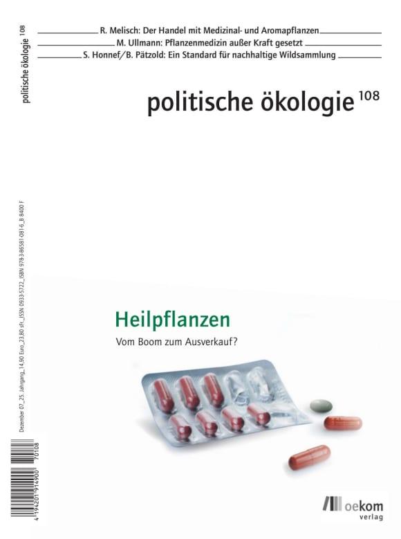 Cover: Heilpflanzen