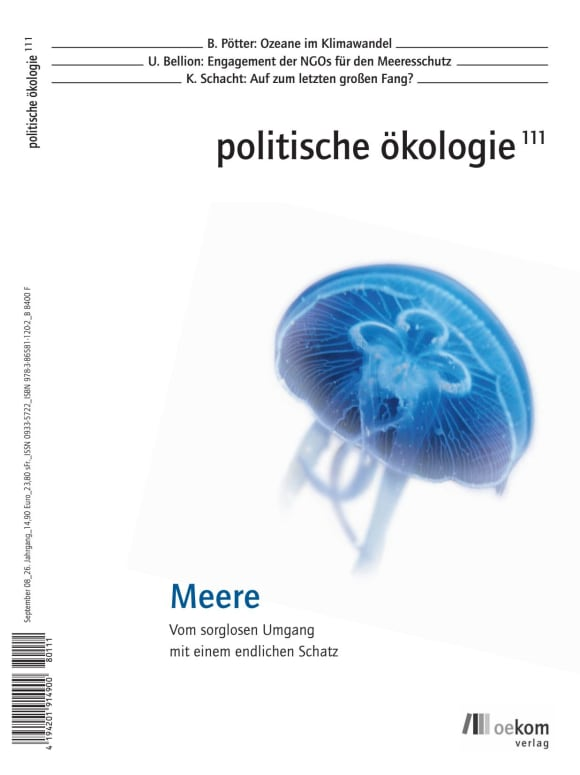 Cover: Meere