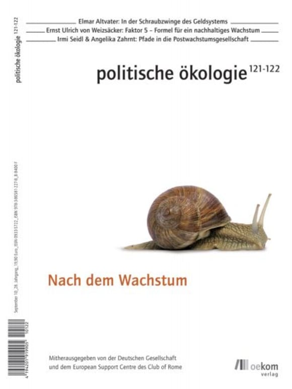 Cover: Nach dem Wachstum