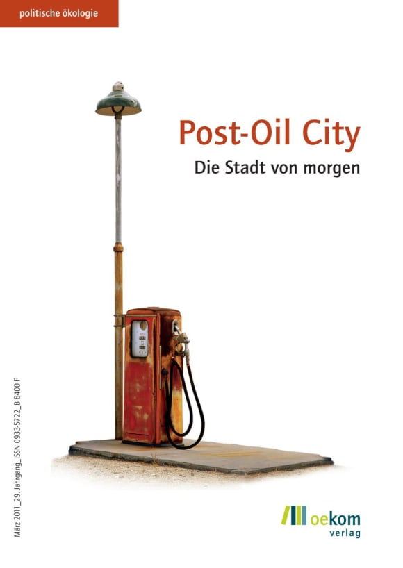 Cover: Post-Oil City