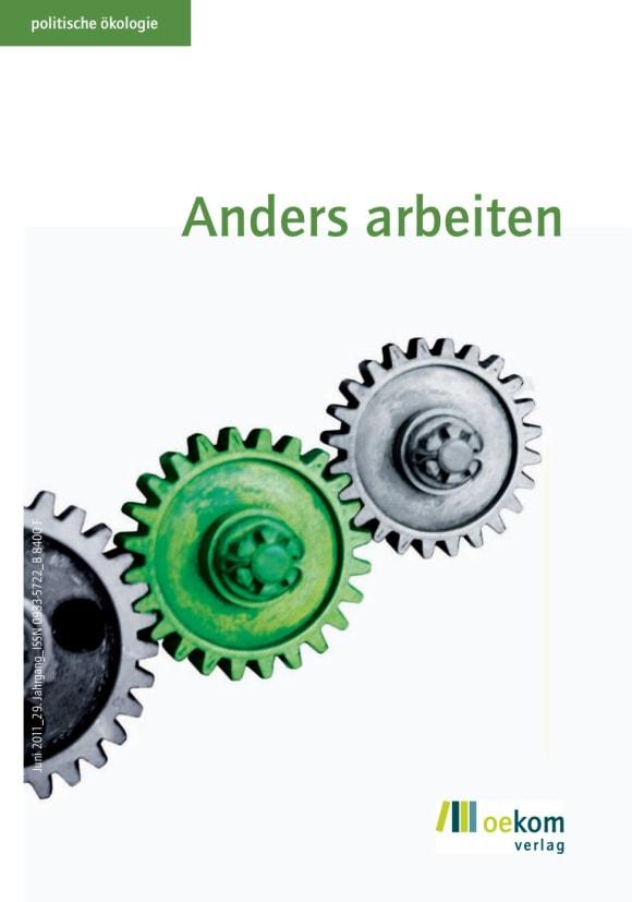 Cover: Anders arbeiten
