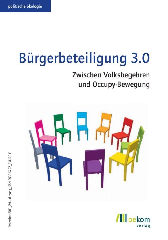 Cover: Bürgerbeteiligung 3.0