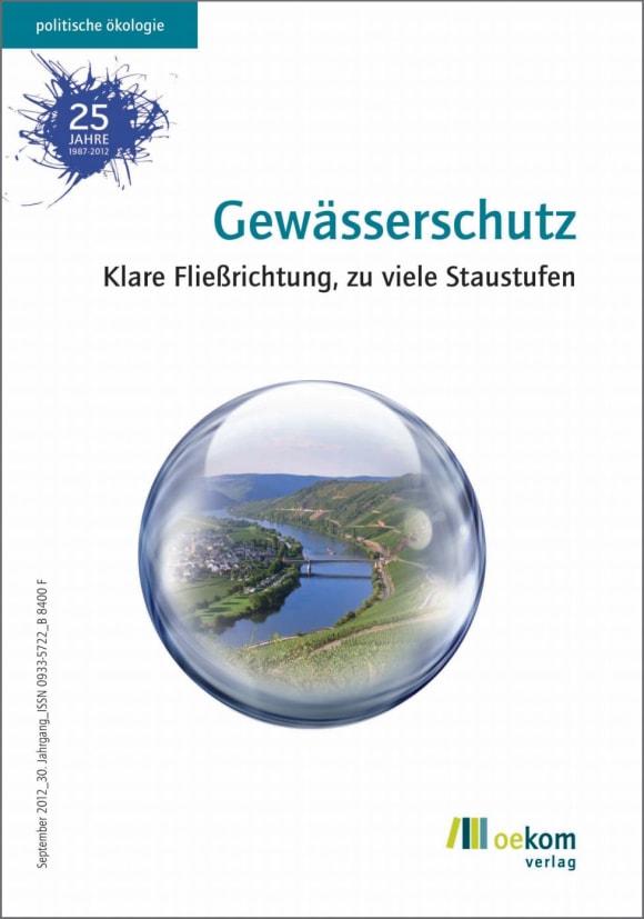 Cover: Gewässerschutz