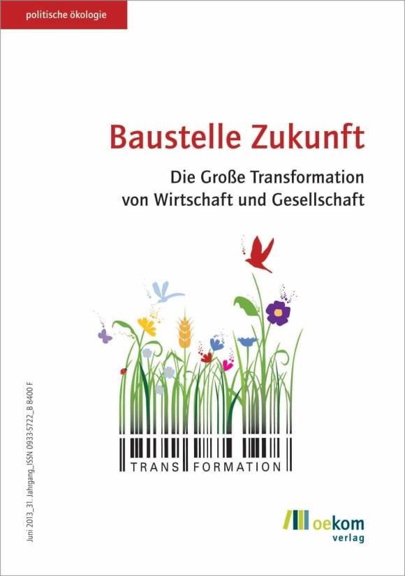 Cover: Baustelle Zukunft