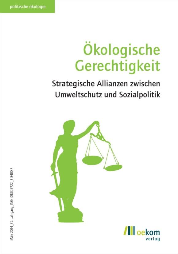 Cover: Ökologische Gerechtigkeit