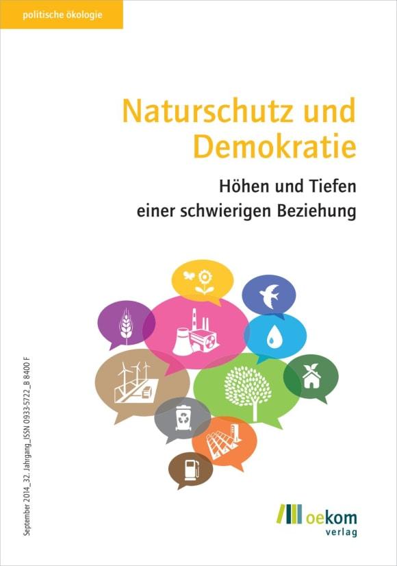 Cover: Naturschutz und Demokratie