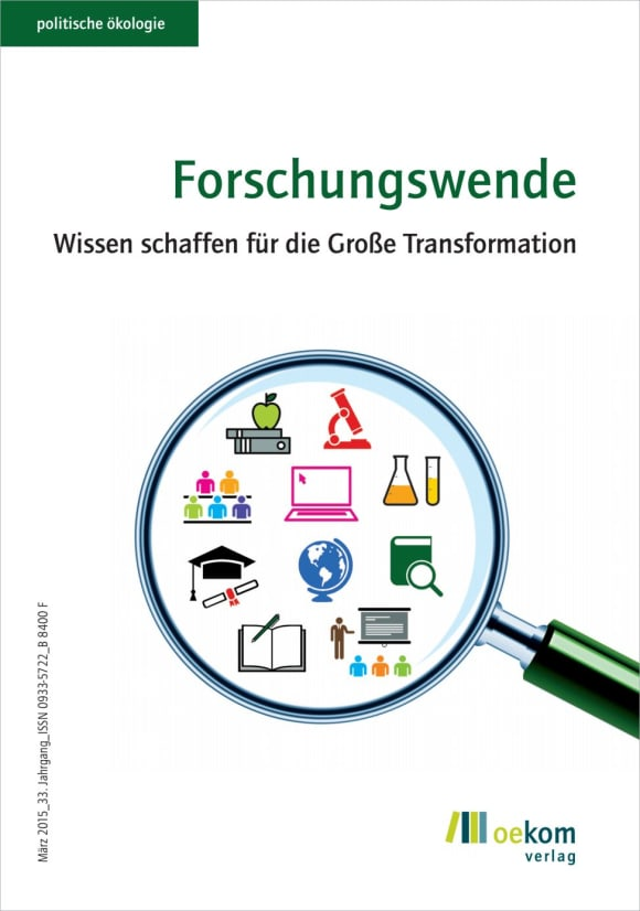 Cover: Forschungswende