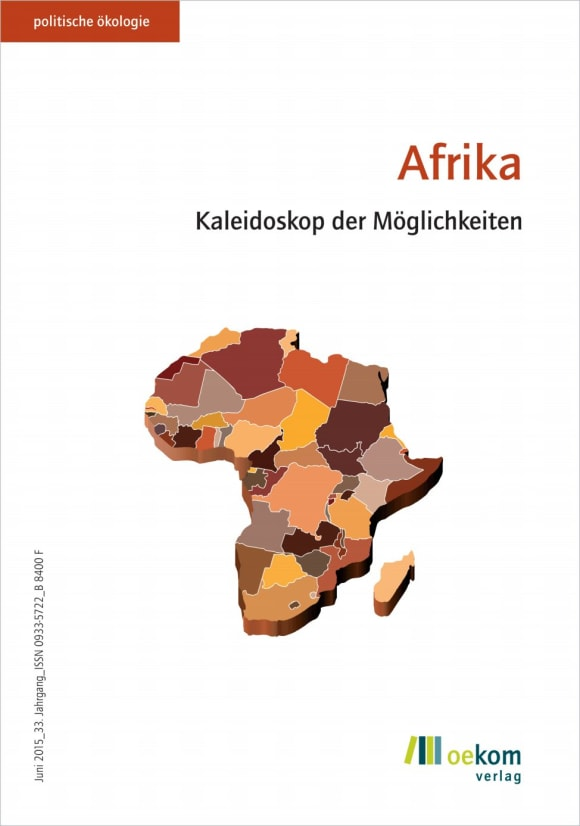 Cover: Afrika