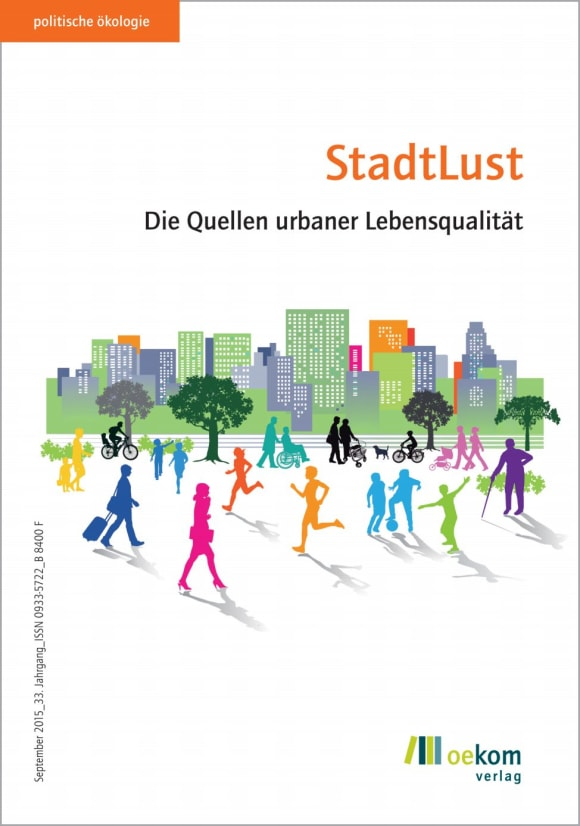 Cover: StadtLust