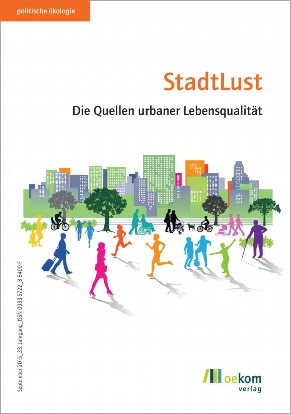 Cover: StadtLust