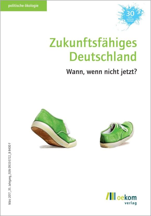 Cover: Zukunftsfähiges Deutschland