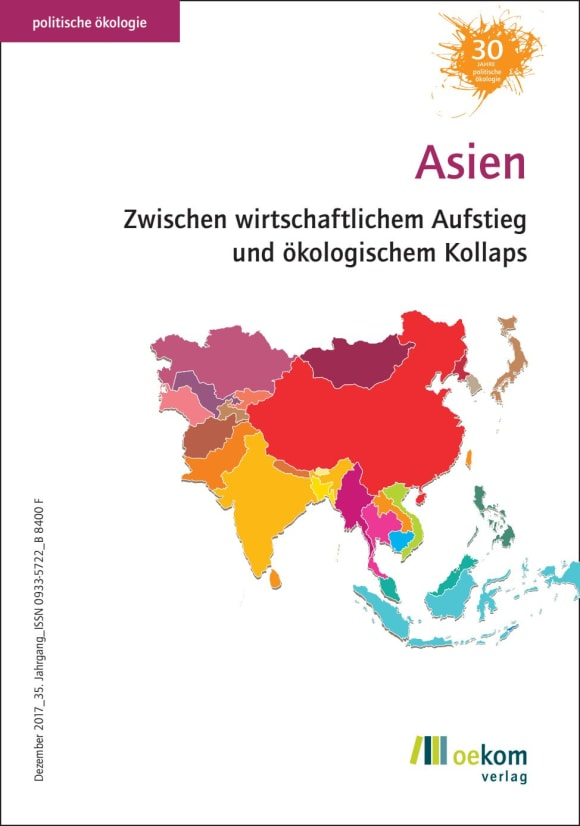 Cover: Asien
