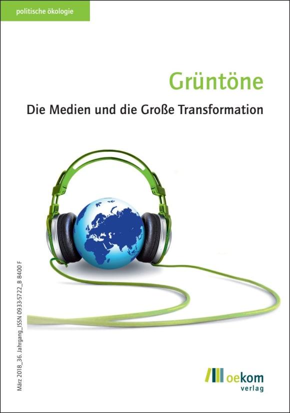 Cover: Grüntöne