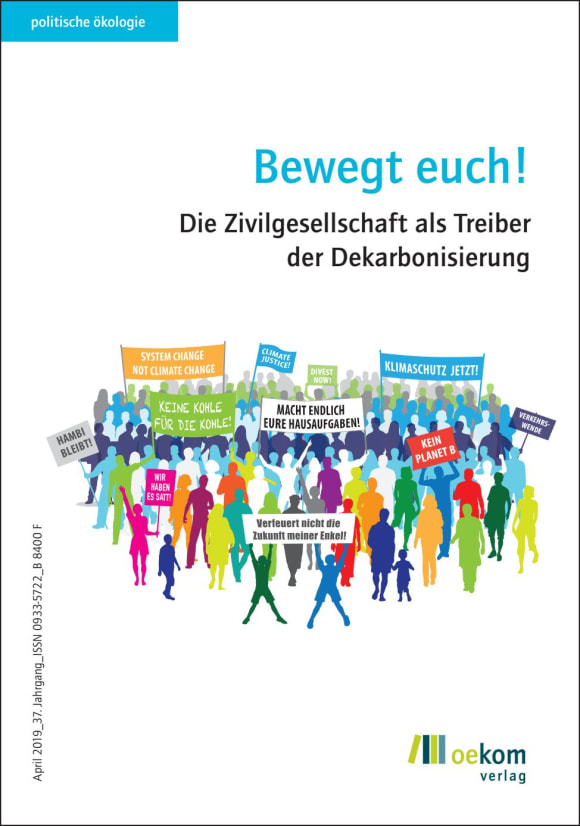 Cover: Bewegt euch!