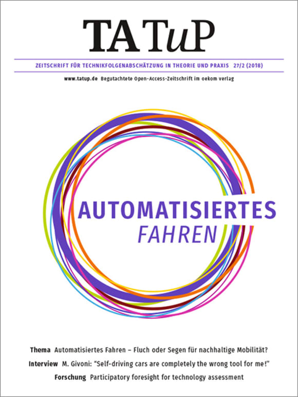 Cover: Automated Driving