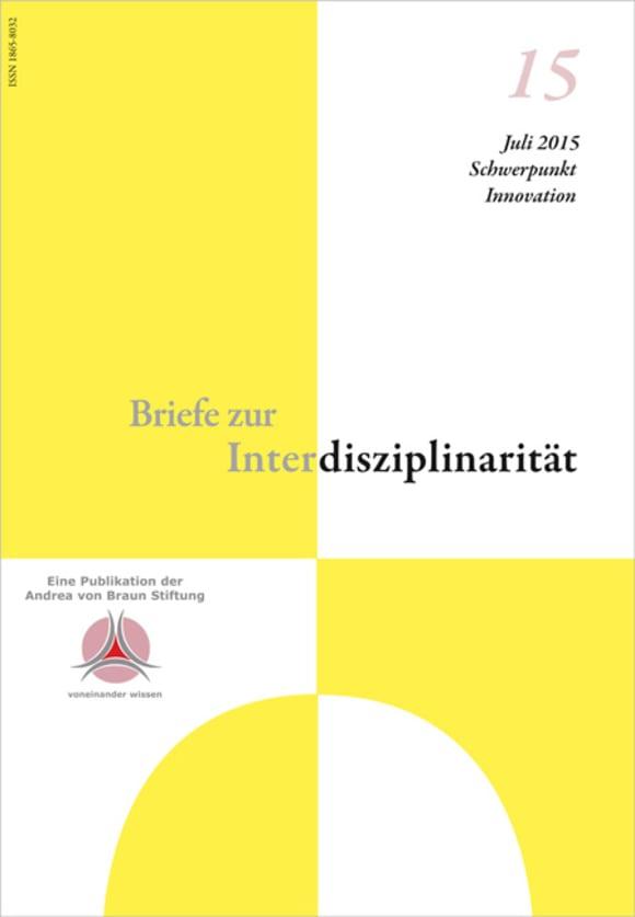 Cover: Schwerpunkt Innovation
