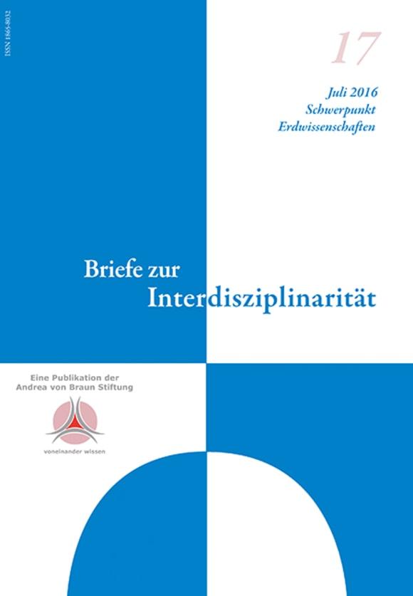 Cover: Erdwissenschaften