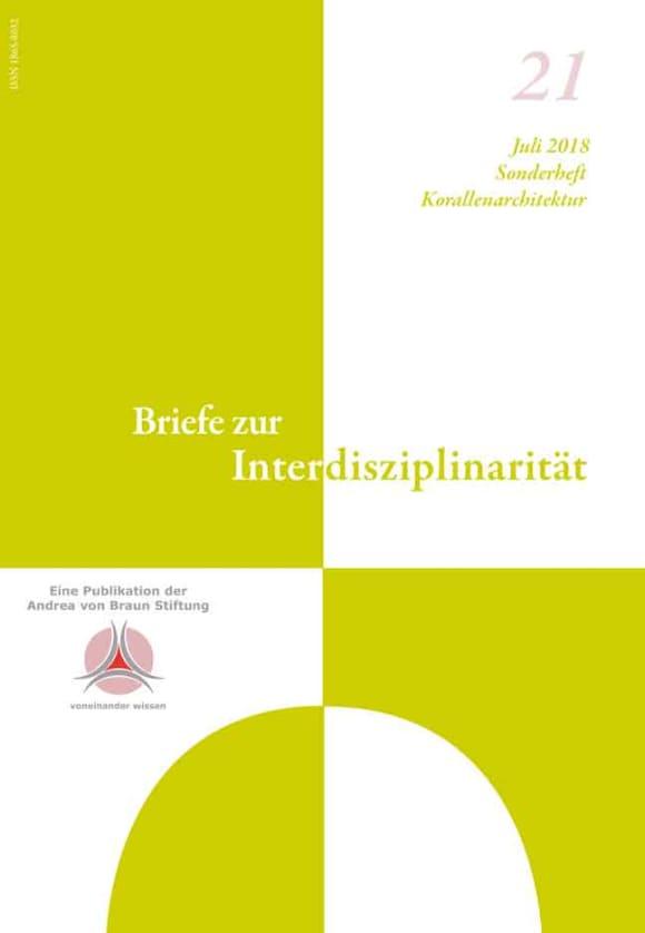 Cover: Korallenarchitektur