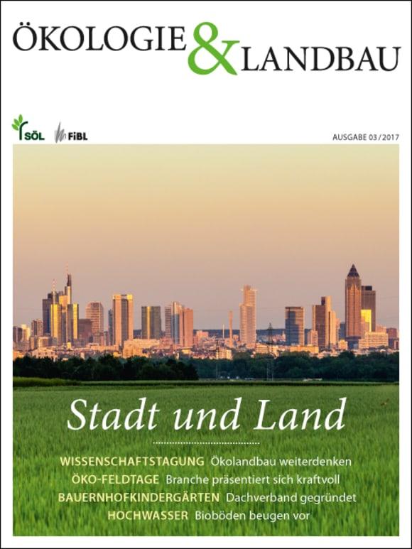 Cover: Stadt und Land