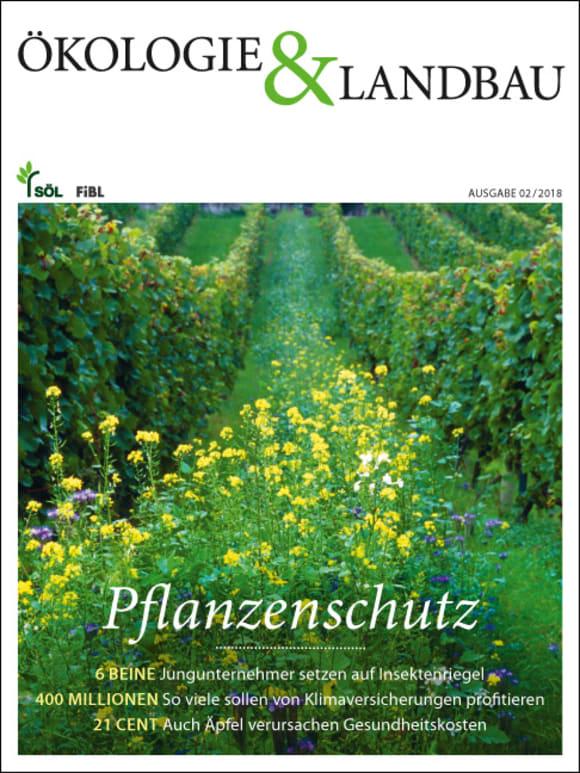 Cover: Pflanzenschutz